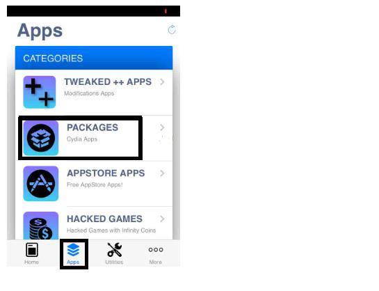 iPA4iOS app