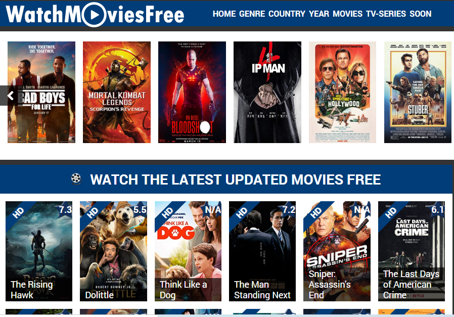 watchMoviwsFree cucirca alternative