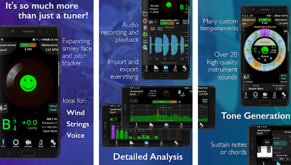 TonalEnergy - Tuner and Metronome for PC